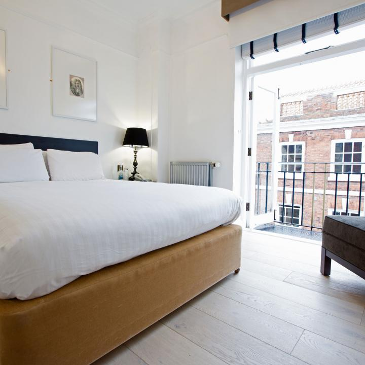 White Hart Hotel Lincoln Rooms